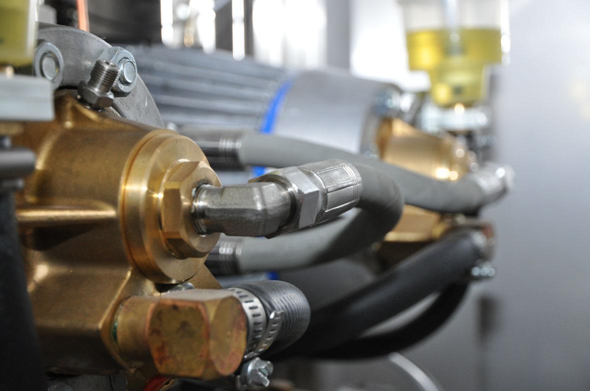 Hochdruckleitung für Nilfisk-Alto Hochdruckanlage