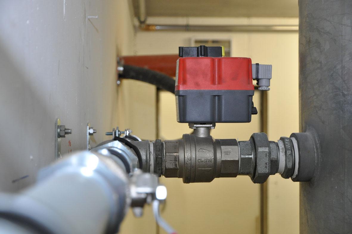 kraftvolle Leitungen für sicheres Arbeiten mit Druckluft