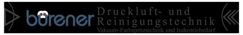 Bürener Drucklufttechnik & Reinigungstechnik Logo